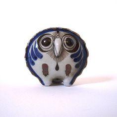 Vintage Tonala Owl By Jorge Wilmot and SalvadorVazquez