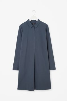 COS | Shirt dress with pleated back