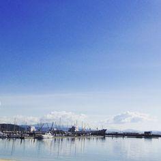 Puerto de Pobra do Caramiñal