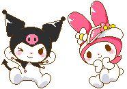 Kuromi & My Melody