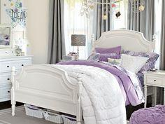 I love the PBteen Velvet Coraline Bedroom on pbteen.com