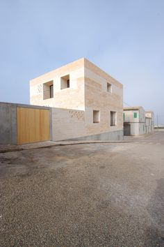 Ted'A Arquitectes - House for Jordi & Africa, Montuïri 2016. Photos © the architects. [[MORE]]