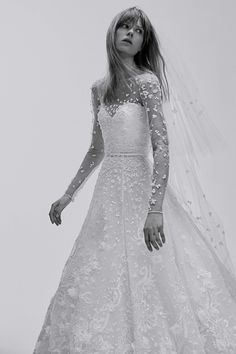 Elie Saab Bridal Spring 2017 Fashion Show
