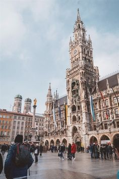 A complete Munich 1 day itinerary for when you only have 24 hours to explore Munich, Germany. Includes the best things to do in Munich, Germany, insider tips on where to go and places to see, all combined with some beautiful Munich photography. This is a must-read for anyone travelling to Munich or Germany soon! #travel #europe #germany Travel Photography Tumblr, Photography Beach, Scenic Photography, Photography Tips, Landscape Photography, Places To Travel, Places To See, Travel Destinations, Travel Europe
