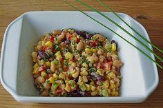 Grillsalat Salad Bar, Fruit Salad, Food Design, Chef Grill, Bbq Salads, Diy Rustic Decor, Barbecue, Grilling, Food And Drink
