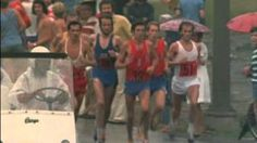 26 Times in a Row - Mens Marathon, Olympic Games, Montreal 1976, via YouTube.
