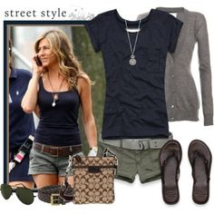 150+ Pretty Casual Shorts Summer Outfit Combinations https://femaline.com/2017/04/16/150-pretty-casual-shorts-summer-outfit-combinations/