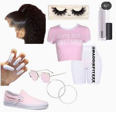 Witch pink fit ☺️💁🏽♀️ Source by kaneshial Fashion outfits Cute Lazy Outfits, Swag Outfits For Girls, Cute Outfits For School, Teenage Girl Outfits, Cute Swag Outfits, Teenager Outfits, Dope Outfits, Teen Fashion Outfits, Girly Outfits