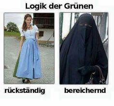 Die Feinde Deutschlands: Die Grünen!!!