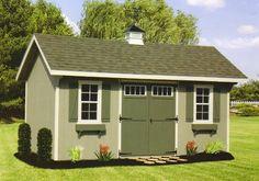 Outdoor Home Center - Garden, Backyard & Wood Sheds