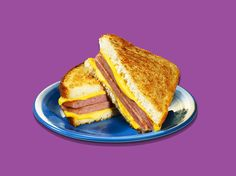 If you can count to you can make this sandwich. If you can't count to here's a quick lesson — one, two. Now, all you need is 2 slices of bread, 2 slices of cheese and 2 slices of SPAM® Classic. Get ready for a grilled cheese that's almost 2 delicious. Best Grilled Cheese, Grilled Cheese Recipes, Spam Recipes, Cooking Recipes, Recipies, Cooking Tips, Can Dogs Eat Strawberries, Canned Meat, Main Course Dishes