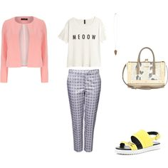 """""""W"""" by karo1990 on Polyvore"""