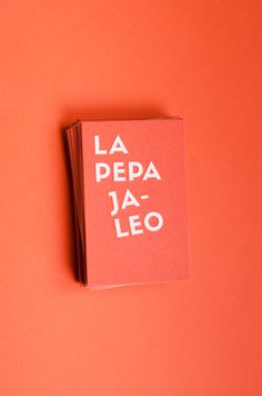 LA PEPA JALEO, BRAND IDENTITY on Behance