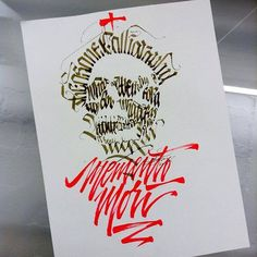 Calligraphy Masters is the online magazine for Calligraphy, Hand Lettering & Sign Painting! You can watch different Calligraphy styles, Calligraphers, Ca. Calligraphy Tattoo, Calligraphy Letters, Tatoo Crane, Painted Signs, Logo Branding, Hand Lettering, Design Art, Art Photography, Instagram Posts