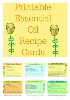 Printable-Essential-Oil-Recipe-Cards1.jpg 500×714 pixeles