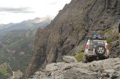 Black Bear Pass, Telluride, CO.