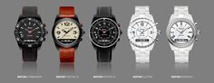 Voice Command Guess Connect Martian SmartWatches Bring Future Tech To Slick Designs  #fashion #smartwatches #watches