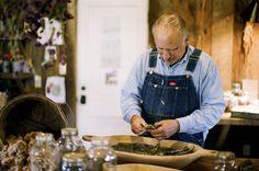 Master Gardener John Coykendall // Take the photo tour of Blackberry Farm!