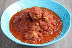Super Healthy Marinara Sauce with Meatballs © Jeanette's Healthy Living Healthy Spaghetti Sauce, Healthy Pasta Sauces, Pasta Sauce Recipes, Healthy Pastas, Healthy Cooking, Beef Recipes, Healthy Eating, Cooking Recipes, Healthy Recipes