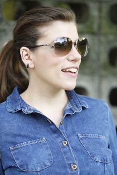 juliana ali vestido jeans riachuelo close - Juliana e a Moda | Dicas de moda e beleza por Juliana Ali