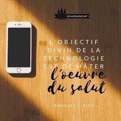Posséder un smartphone ne vous rend pas intelligent, mais l'utiliser avec sagesse le peut. #ldsquotes #lesmormonsauquotidien #mormon #lds #saintsdesderniersjours