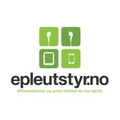 Vår nye logo design til epleutstyr.no! #logokompaniet #LogoDesign