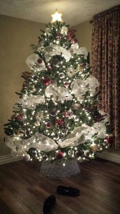 Colorful Christmas Tree, Christmas Trees, Holiday Decor, Home Decor, Xmas Trees, Decoration Home, Room Decor, Home Interior Design, Christmas Tree