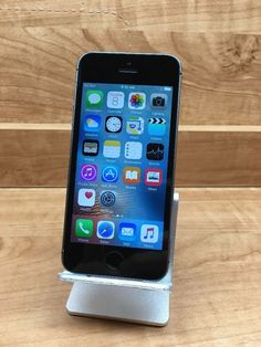 Apple iPhone 5s - 16GB - Space Gray (UNLOCKED) Smartphone Item 5305 | eBay