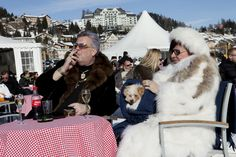 martin parr - saint moritz - couple with dog Martin Parr, Documentary Photographers, Great Photographers, Sheepskin Coat, Polo, Magnum Photos, Stage Outfits, The New Yorker, Dog Photography