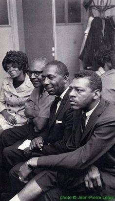 Koko Taylor, Sonny Terry, Odie Payne, Little Walter. 1967