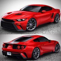 Mustang + GT = GTT!!