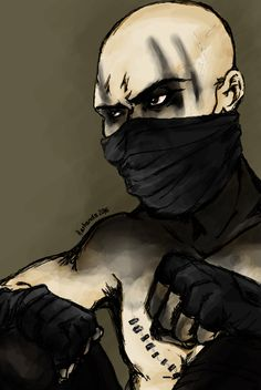 Mad Max - War Boy by Harhanda on DeviantArt