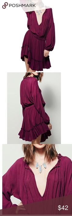 Bohemian Hippie Dress 👗 Please make sure to size up one size - Cotton and polyester dress Dresses
