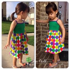 """Madi"" brynlee dress by Sew Chill"