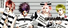 Gigamous Visual Kei, Music Bands, Ulzzang, Emo, Steampunk, Japan, Rock, Poster, Music