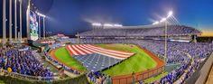 World Series - KC Royals vs SF Giants - Kauffman Stadium