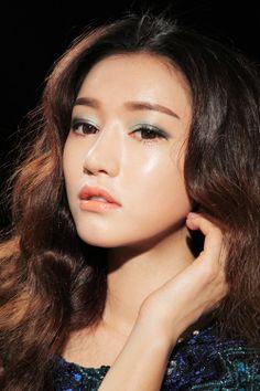 Park Sora / Night Makeup.
