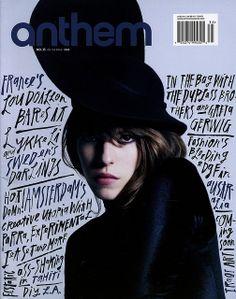 Anthem: Issue 35