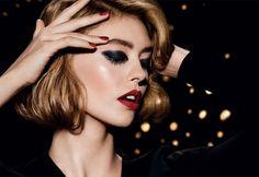 Ondria Hardin - Dior Splendor Holiday 2016 Collection