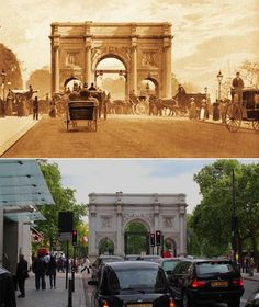 London, then(1897) and now