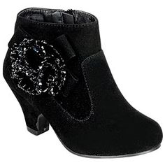 5614e911024 little girls dressy ankle boots