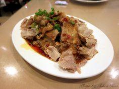 Taiwanese  Pork with Garlic Sauce
