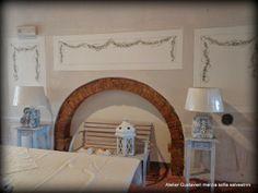 Shabby è Chic! The Gustavian Chic: La sala colazioni del Castagnolo....