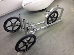 Tricycle Bike, Trike Bicycle, Recumbent Bicycle, Cargo Bike, Bicycle Art, Bicycle Design, Electric Utv, Bicycle Storage Rack, Car Jokes