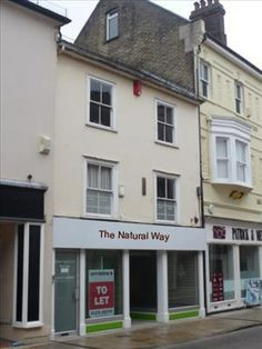 The Natural Way - on the high street!!! New!!