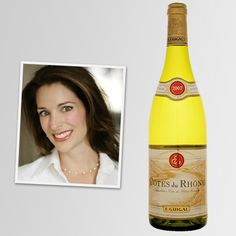 """Jennifer Simonetti-Bryan is a Master of Wine and author of The Everyday Guide to Wine. Her favorite summer bottle? Guigal Côtes-du-Rhône White, $ 14  """"It's easy to sip, made up of over 50 percent Viognier, a fantastic breaking-into-summer grape with lovely floral aromas that remind you of spring, but luscious flavors of stone fruits we're starting to see in the supermarkets now."""""""