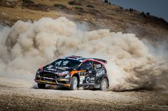 Russian rally driver Alexey Lukyanuk won the European Rally Championship (ERC) 2018 with Greek ferry operator Seajets on his side as Grand Sponsor. Rally Drivers, Rally Car, Monster Trucks, Champion, Facebook 1, Vehicles, Cars, Tourism, R5 Band
