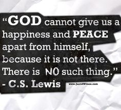Happiness and Peace...