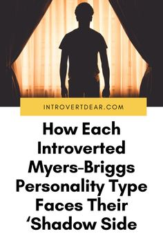 """Our """"shadow side"""" can be a mysterious part of ourselves that represents the secretly-held desires of each introverted Myers-Briggs personality type — and it can be a catalyst for growth. Intp Personality Type, Myers Briggs Personality Types, Intj And Infj, Enneagram 4, Mindfulness Exercises, Myers Briggs Personalities, Mbti, Witchcraft, Mysterious"""