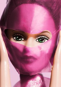 Fine Art Photography IconicB Sony barbie model alberto alicata